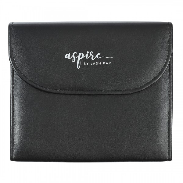 Aspire Black Tweezer Case